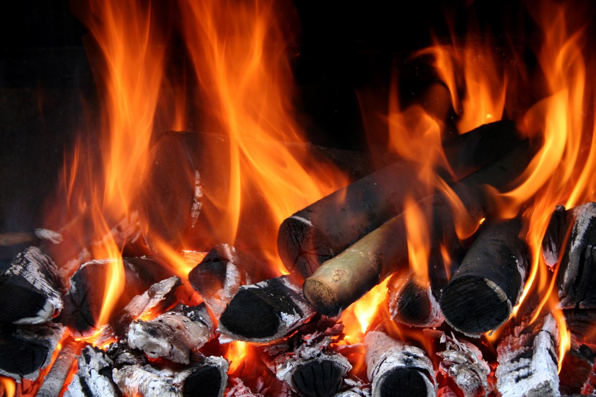 verbranding gas