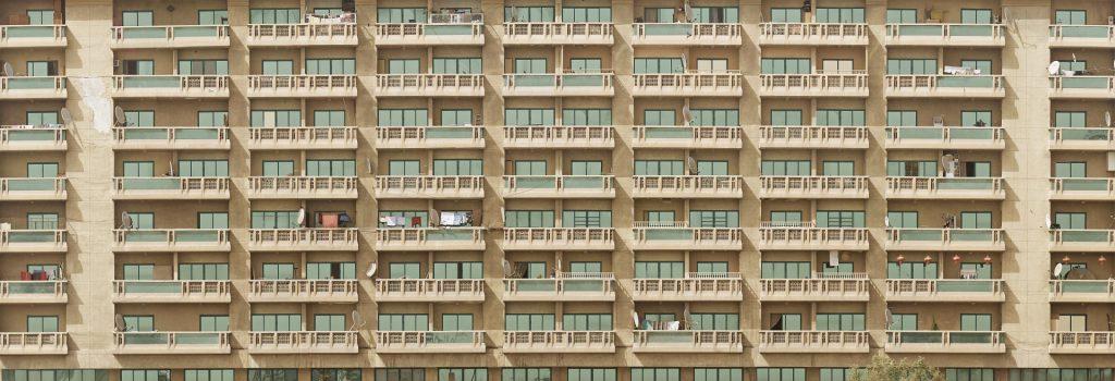 balkons woningen